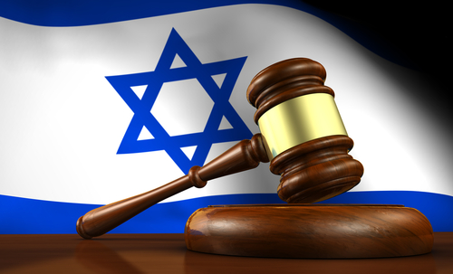 le droit en Israel